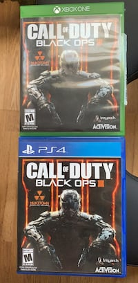 black ops 3 xbox or ps4 Belcamp, 21017
