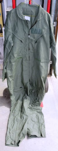 US Flyers Coveralls 46R PORTPERRY