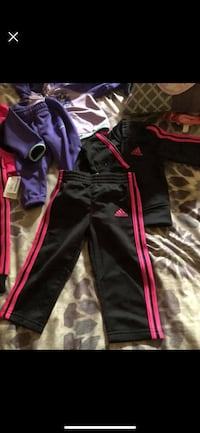 Adidas and Nike track suits (toddler size) Memphis, 38127