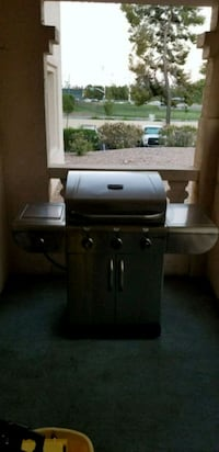 gray and black gas grill Scottsdale, 85257