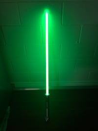 Luke Skywalker Green Lightsaber Star Wars Black Series Hasbro La Habra, 90631
