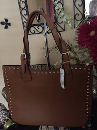 Vegan leather handbag new with tag Worcester, 01603