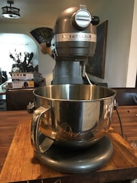 Kitchen Aid Pro 600 6 qt barely used Vancouver, 98661