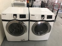 SAMSUNG FULL STEAM WASHER AND DRYER SET 4 MONTH WARRANTY  Charlotte, 28204