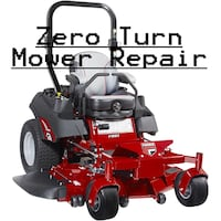 *****READ THE AD DESCRIPTION CAREFULLY BEFORE MESSAGING ME - Zero Turn Mower – 2 & 4 Cycle Small Engine Repair***** Baltimore