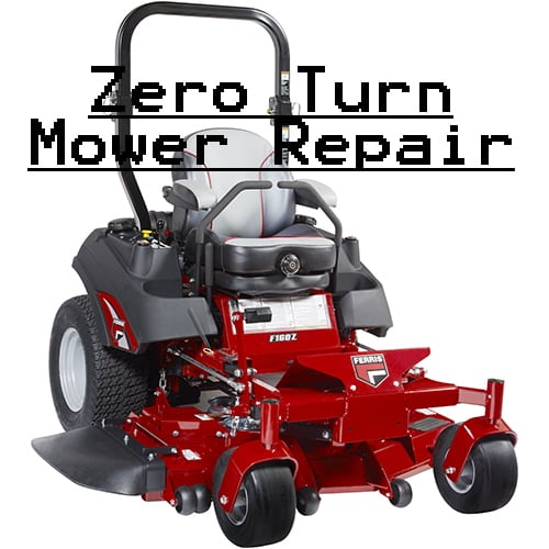 *READ THE AD DESCRIPTION CAREFULLY BEFORE MESSAGING ME - Zero Turn Mower – 2 & 4 Cycle Small Engine Repair*