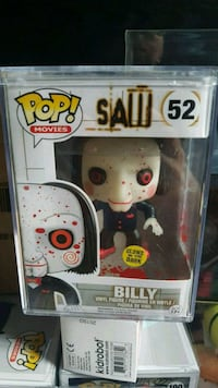 Sdcc gitd billy Markham, L3P 3J3