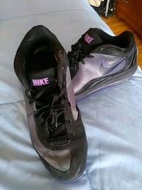 pair of black Nike basketball shoes Fredericton, E3B 2C6