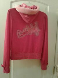 VS pink and white hoodie(NEW) New Fairfield, 06812