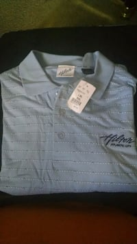 Men's Polo Shirt Hilton Casino New Centreville, 20120