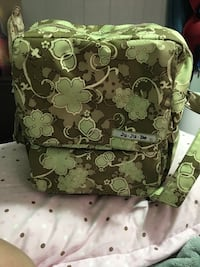 JuJuBe Diaper Bag Backpack Regina, S4R