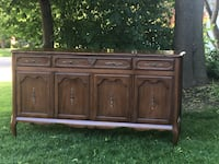 Delivery - antique French country sideboard  Toronto, M9B 3C6