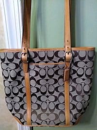 "COACH shoulder bag 11.5""X10""X3"" Fairfax, 22033"