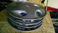Ford wheel covers 539 km