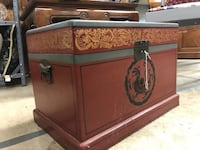 Oriental Chest Franklin