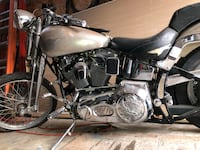 black and gray cruiser motorcycle Issaquah, 98027
