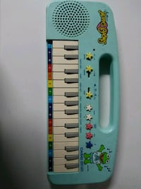 Muppet Babies Casio keyboard