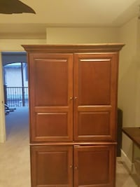 Tv cabinet just offer something and ill take it West Kelowna, V4T 2B7