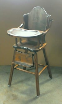 Vintage High chair Guelph
