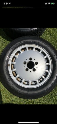 Mercedes rims Waterloo, N2T 2K5