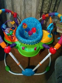 baby's multicolored jumperoo Newport News, 23602