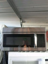 stainless steel and black microwave oven Toney, 35773