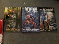 old wolverine and marvel comics mint Langley City, V1M 4E3