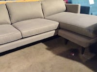 High Quality Mid Century Modern Style (Preston Reversible Sectional)‼‼ Dallas, 75229