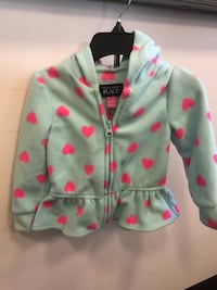 Children's place Jacket 18-24 mos girl