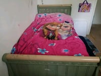 Twin bed with Mattress &box spring Woodbridge, 22193
