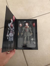 Ultimate Bloody It Pennywise NECA GameStop exclusive sold out Brand New near mint Fort Myers, 33907