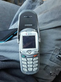 grey Samsung Sprint candybar phone Salem, 97301