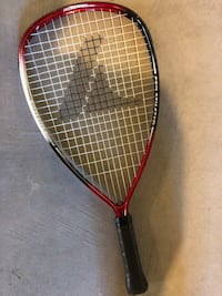 red and black tennis racket Bolivar, 25425