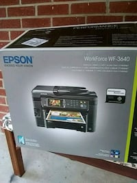 Wirpess print copy scan and fax  Goldsboro, 27530