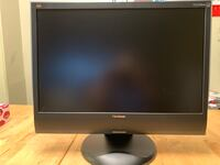 "ViewSonic VG2230wm 22"" Computer Monitor(very good condition ) Surrey, V4A 1N9"