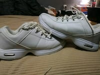 pair of gray-and-white Fubu shoes Louisville, 40214