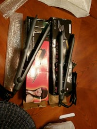 black and gray hair curler in box Chantilly, 20152