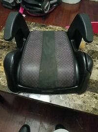 baby's black and gray booster seat Camden, 08105