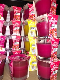 Glade candle $1 each Burke, 22015
