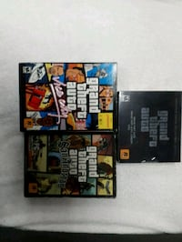 Lots Of GTA Games for PC Milton, L9T 1R3