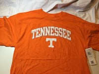 Tennessee Volunteers Curve Logo Shirt Little Rock
