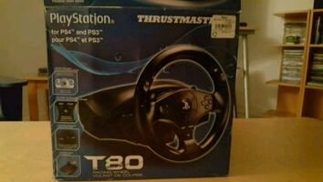 Ps3  Ps4  thrust master