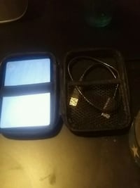 2 tb seagates hard drive and case