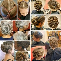 Hair styling Manchester