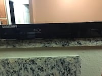 Samsung Blu-Ray Player With WiFi Streaming + HDMI Cable San Marcos, 92069