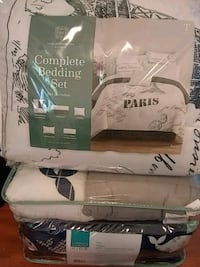 Brand new two twin comforter sets for $60 Savannah, 31401