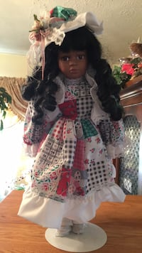 "Doll,17"" tall  Springfield, 22153"
