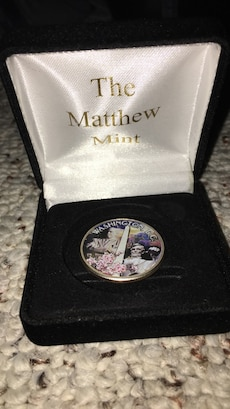 The Matthew Mint accessory with case