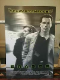 Poster on wood price negotiable  Owosso, 48867