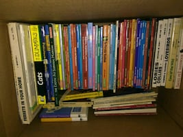 Animal books 73 in all.